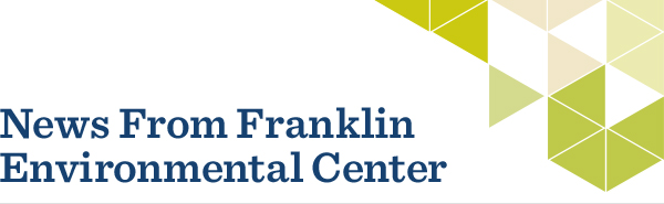 Sustainablity News from Franklin